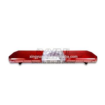Siren Speaker 100W Slim led lightbar 80W police emergency flashing LED light bar