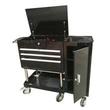 Caixa de ferramentas para garagem portátil para serviço pesado