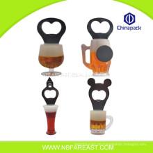 Promotion benutzerdefinierte benutzerdefinierte benutzerdefinierte Form Flaschenöffner