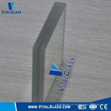 Vidro Laminado Limpo para Vidro de Construção com Csi (LM)