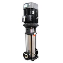 Bomba centrífuga de impulso de agua de alta presión en etapas múltiples