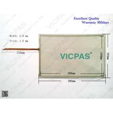 6AV2124-0MC01-0AX0 HMI TP1200 COMFORT Touchscreen