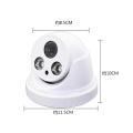 Caméra CCTV 5.0MP IR Dome HD AHD