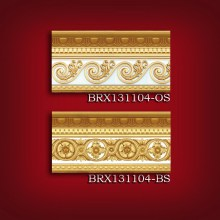 Plastic Moldings for Luxurious Villas, Hotels and Restaurants with Different Colors