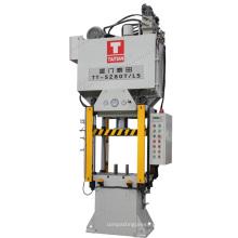 Máquina de prensagem de panelas
