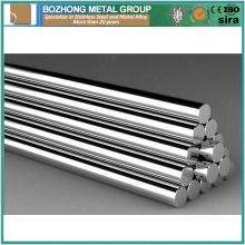 Tapis. No. 1.4122 DIN X39crmo17-1 Barre ronde en acier inoxydable