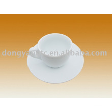 Factory direct wholesale porcelain cup and saucer