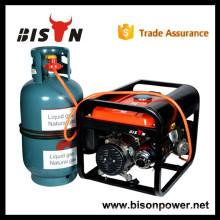 Generador de gas LPG 6.5kva