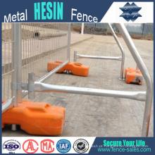 2.1*2.4m Australia Galvanized Temporary Fence