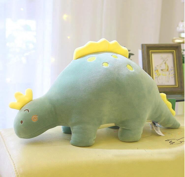 Dinosaur Shaped Plush
