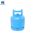 6kg namibia africa steel bottle gas cylinder,home cooking