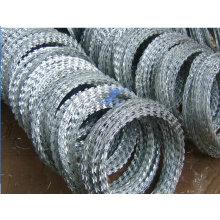 Venta caliente China Anping Razor Wire para valla de alta seguridad