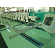 12 heads Mixed coiling & Tapping Embroidery Machine