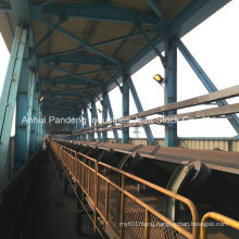 ASTM/DIN/Cema/Sha Standard Dtc Fixed Belt Conveyor for Steelworks Plant/Cement/Ming/Port