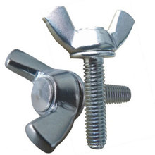Perfect Shape Fasteners Steel Wing Nuts