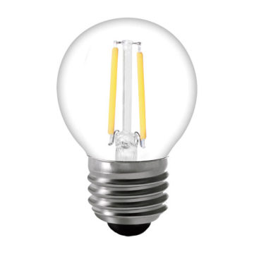 Factory Direct Sell G45 LED Lighting Bulb with CE Approval