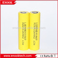 lg he4 e-pipe-mode battery 3.7v 2500mah 20a