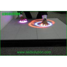 Ledsolution lanzado P6.25 interactivo LED pista de baile