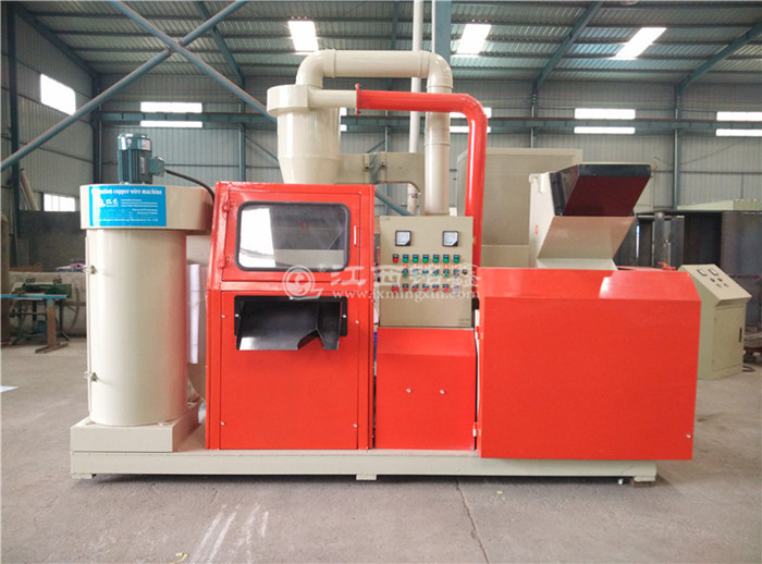 Automation Copper Wire Recycling Machine