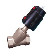 Угол клапан - низкий истирание поршня структуры