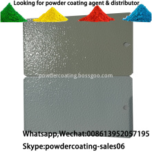 grey color electrostatic spray RAL7032 RAL7035 powder coating