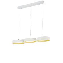 Modern Circular Ring Hanging LED Lamps (F2100-3D)