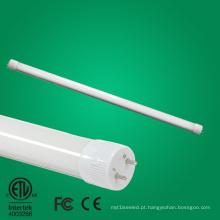 Lâmpada LED T8 com ETL e Dlc