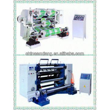 Machine de refente et de rebobinage automatique verticale série LFQ-A