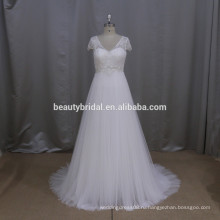 Богемный свадебное платье бальное платье свадебное платье простой пляж Джули vino свадебные платья