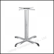 Strong 304 Grade Glossy Stainless Steel Table Base (SP-STL028)