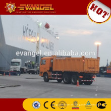 Precio de fábrica 2017 SHACMAN F3000 6X4 camión volquete para el proyecto