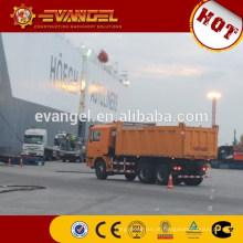 Desconto especial Novo E estoque 6x4 Shacman F2000 caminhão basculante