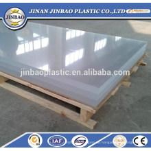 Fenster und Türen verwendeten klare Acrylplatte