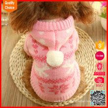 Cutely ordenó la computadora hizo punto los suéteres del perro