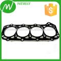 Manufacture Custom Mould Hard Black Rubber Gasket Kit
