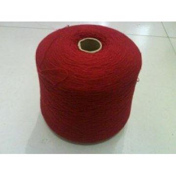CVC Recycled Brushed Fleece 65 Baumwolle 35 Polyestergewebe Garn