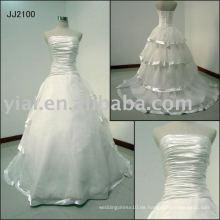2010 neues Ankunfts-elegantes tatsächliches Hochzeits-Kleid JJ2100