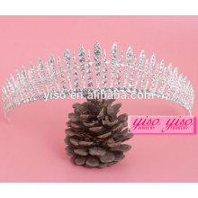Reyes decorativos de la Navidad de la venta caliente y coronas de la Navidad de la reina