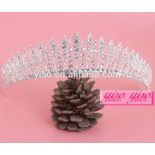 hot sale decorative christmas kings and queen christmas crowns