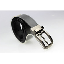 2014 fashion pin buckle men cheap real leather belts