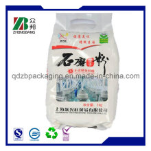 Gravure Printing Laminated Plastic Bag for Millet Flour