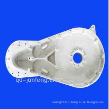 Алюминиевая отливка и подвергая механической обработке коробка передач