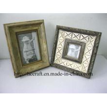 Cadre photo en bois Compo pour décoration intérieure