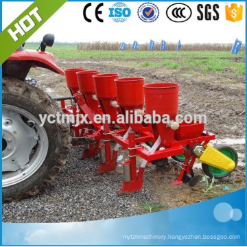 Maize planter/corn seeder with fertilizer 5 rows corn planter