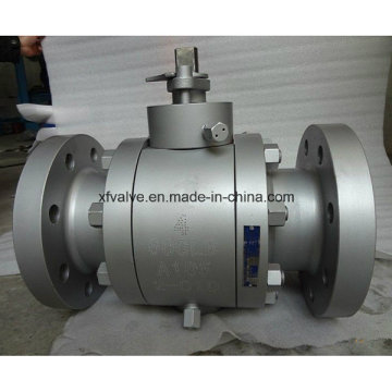 Forged Steel Flange End Ball Valve