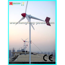 HOT ! wind generator 2kw wind turbine residential ,easy installation,no noise