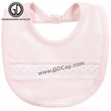 Babero de algodón de muselina de bebé súper suave de moda buena venta caliente