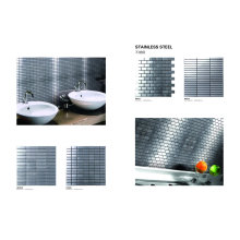Stainless Glass Mosaic