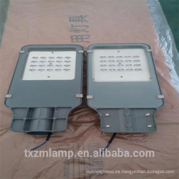 Las luces de calle solares baratas de aluminio del alto lumen al aire libre llevaron la luz de calle 20 vatios