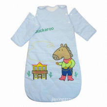 Baby Sleeping Bag with Waterproof Design, Comes in Various Sizes, OEM orders are Welcome